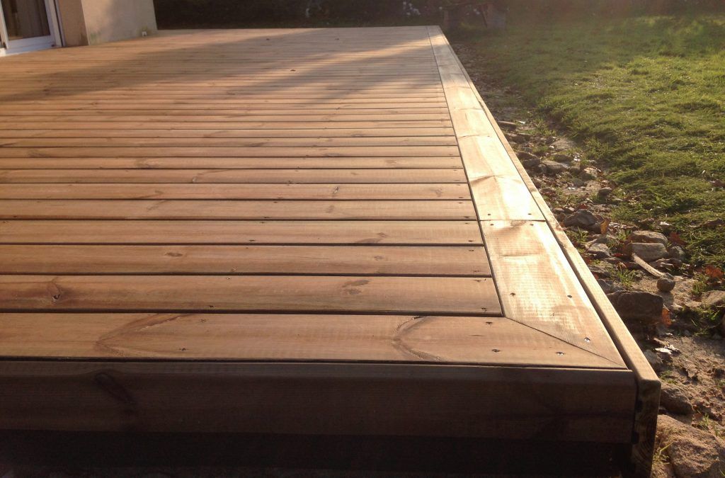 terrasse bois/composite